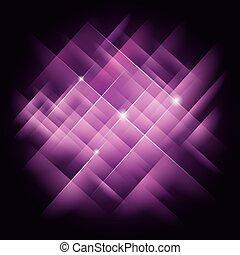 begriff, abstrakt, geometrisch, graphischer entwurf, hintergrund, technologie