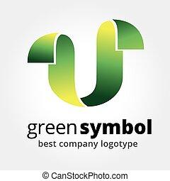 begriff, abstrakt, logotype, freigestellt, vektor, hintergrund, weißes