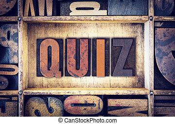 begriff, art, briefkopierpresse, quiz
