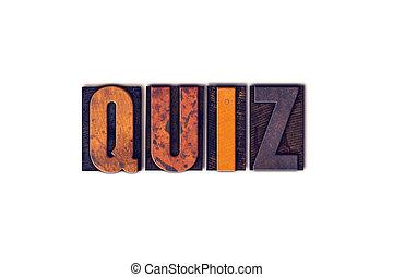 begriff, art, freigestellt, briefkopierpresse, quiz
