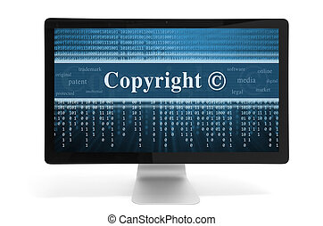 begriff, copyright