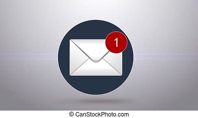begriff, e-mail, spam