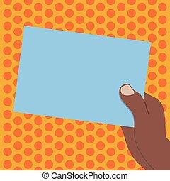 begriff, hintergrund, geschaeftswelt, raum, farbe, abstrakt, modern, kopie, analyse, hu, papier, vektor, design, präsentieren, besitz, leer, gezeichnet, hand, leerer , pappe