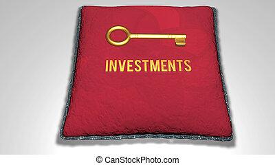 begriff, investitionen