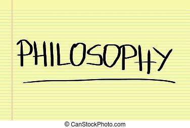 begriff, philosophie