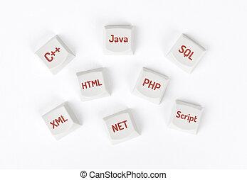 begriff, programmiersprache