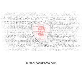 begriff, schutz, protection., wichtig, daten, data.