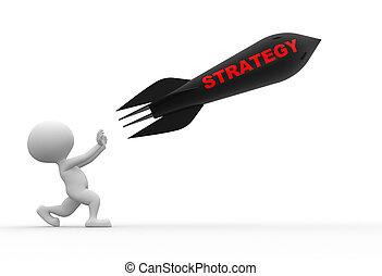 begriff, strategie