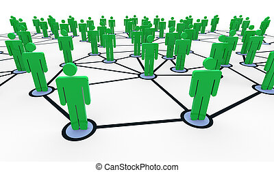 begriff, vernetzung