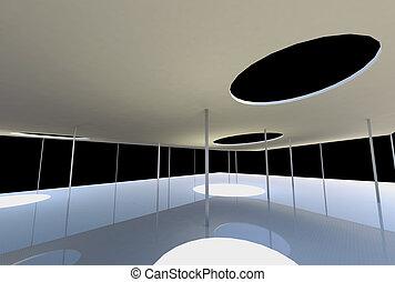 begrifflich, schwarz, architektur