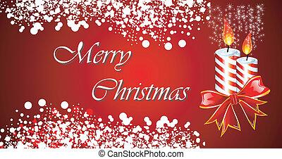 begroetenen, kerstmis
