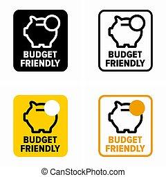 begroting, vriendelijk, goedkoop, affordable, drempelvrij
