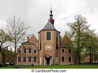 beguinage church Ghent