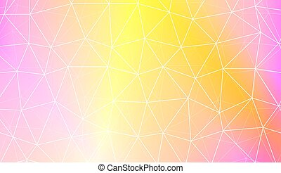 behang, mode, illustration., helling, model, glad, textuur, color., polygonal, achtergrond, vector, interieur, thuis, vaag, style., jouw, driehoeken, print.