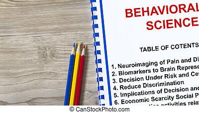 Behavioral Science concept