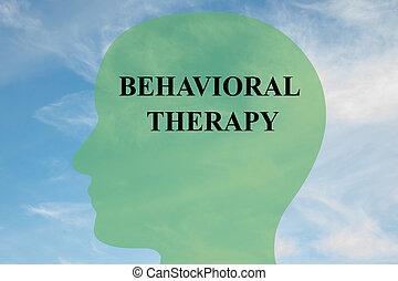 Behavioral Therapy concept