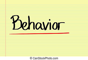 Behaviour Concept