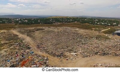 Behind a landfill career is a city trait - For the waste...