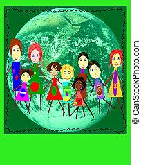 behoefte, wij, ecologisch, systeem