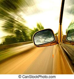 behov, för, hastighet