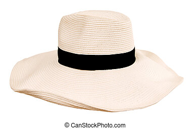 beide, donna, cappello