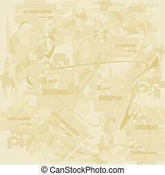 Beige and tan background - Abstract beige and tan...