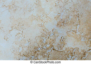Beige background artificial marble.