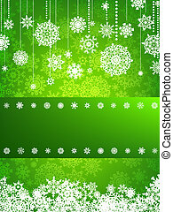 Beige christmas background with christmas. EPS 8