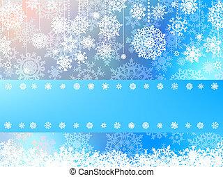 Beige christmas with christmas snowflake. EPS 8