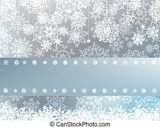 Beige christmas with christmas snowflake. EPS 8 - Beige...