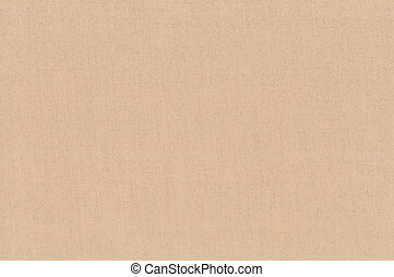 Beige colored fabric texture as abstract background