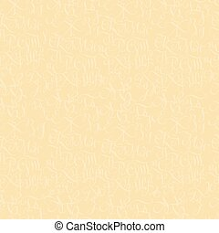 Beige hand drawn high quality calligraphy pattern with letters