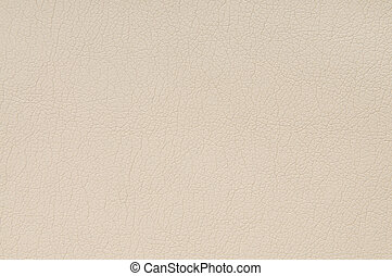 Beige leather background