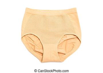 beige, pantalon