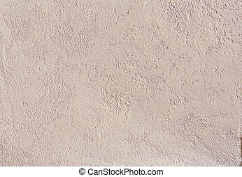 Beige plaster textured background. Abstact beige stucco. Texture of plaster on the wall.