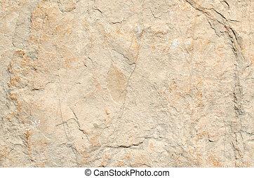 Beige rustic stone wall