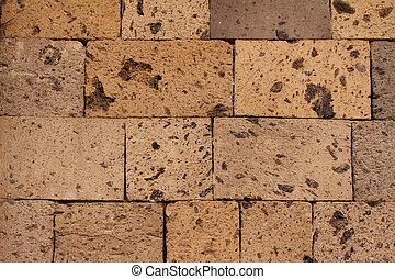 Beige stone texture