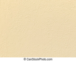 Beige Stucco Texture - Beige stucco texture background