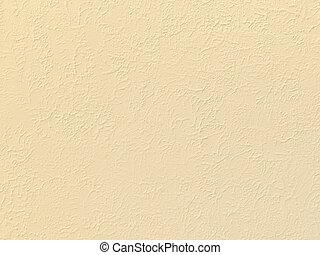Beige Stucco Texture - Beige stucco texture background