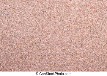 Beige suede texture background - Macro bright beige suede...