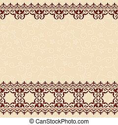 beige vintage seamless background