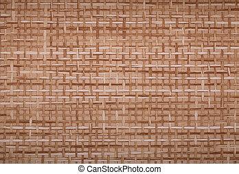 beige vintage wallpaper background with mesh pattern