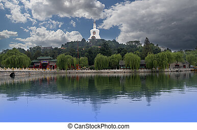 Beihai Park -- is an imperial garden to the northwest of the...
