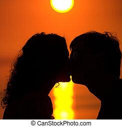 beijando
