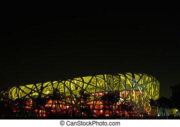 beijing , εθνικός , στάδιο