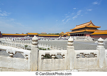 beijing, cidade proibida