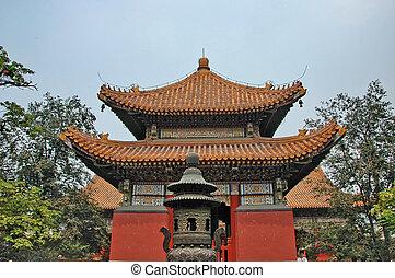 beijing - gate