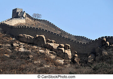 Beijing-Great Wall of China