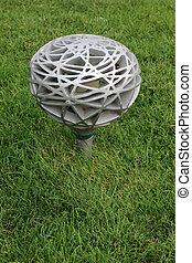 Beijing National Stadium -- the bird's nest microfilm model...