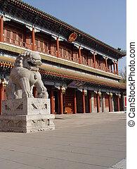 beijing, león, -, china